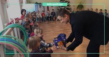 День святого депутата: як тернопільські обранці піаряться на дітях (Оновлено)