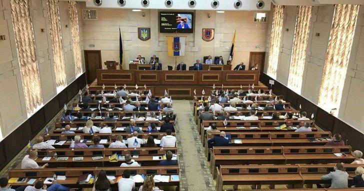 Фото: Звідки гроші в одеських осередків партій