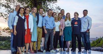 """Десятка """"Голосу"""": Вакарчук, антикорупціонери та депутат Київради"""
