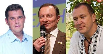 Хто з нардепів-мажоритарників Києва не відповідає критеріям Руху ЧЕСНО