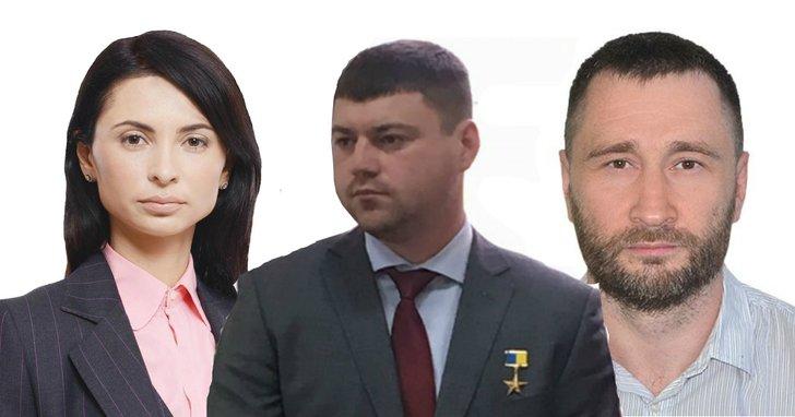 Фото: Оболонь: людина Столара йде від ЄС, а довірена особа Порошенка – самовисуванцем – #округ217