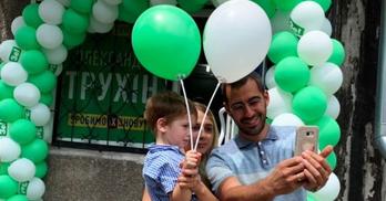 """Поміж Дніпром і Полтавою, між БПП та """"Слугою народу"""": політичний туризм депутата Трухіна"""