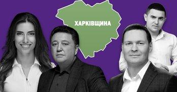 Скільки переможцям коштував голос на Харківщині?