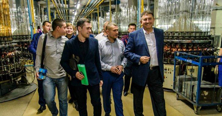 """Фото: """"Рідне місто"""" перетворюється з усеукраїнської партії на полтавську"""