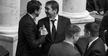 """Депутатська група """"Довіра"""": екс-БППшники, гречкосії та кнопкодави"""
