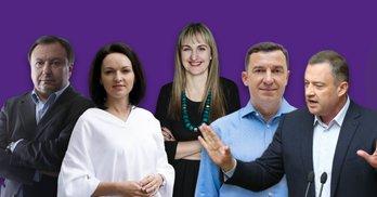 Робота з виборцями та голосування за маркерні законопроєкти: як працюють нардепи Львівщини