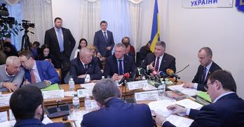 За шість років Аваков лише 3 рази з 32-х прийшов на профільний комітет