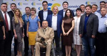 """Кого веде до Київської облради """"Європейська солідарність"""": перша десятка"""