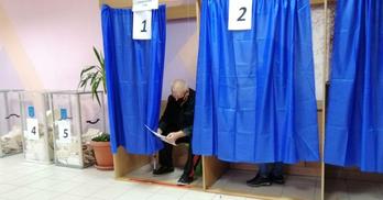 День місцевих виборів у 10 фото