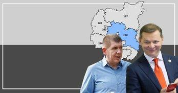 Виборча інтрига на Чернігівщині: репортаж Руху ЧЕСНО з округу Ляшка-Гунька
