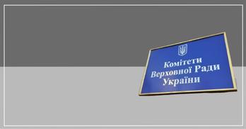 Комітет рекомендував Раді ухвалити закон про референдум: #чеснокомітети