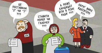 Виборча реформа в Україні: що і чому пішло не так